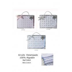ARRULLO BEBE ALGODON 80X110