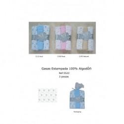 ESTUCHE GASA 3 UNID OVEJITAS 80X80 161105522