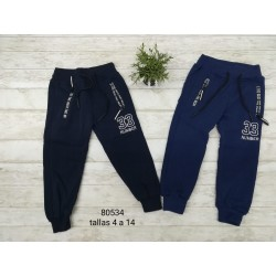 PANTALON CHANDAL NIÑO 182180534