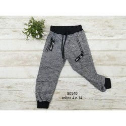 PANTALON NIÑO CHANDAL 182180540
