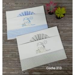 JUEGO SABANA COCHE 161003100