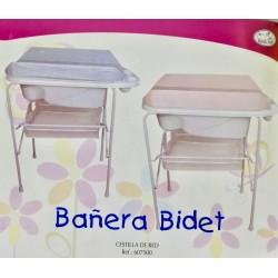 BAÑEREA BIDET METALICA 191007500