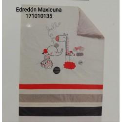EDREDON Y PROTECTOR MAXICUNA 72X142 HELLO DREAM 171010135