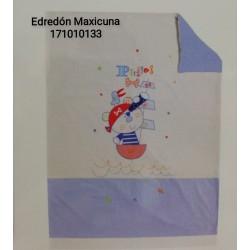 EDREDON Y PROTECTOR MAXICUNA 72X142 PIRATA 171010133