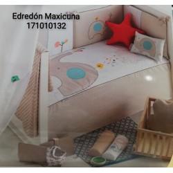 EDREDON Y PROTECTOR MAXICUNA 71X142 ELEFANT 171010132