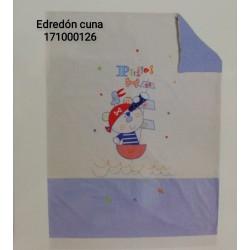 EDREDON Y PROTECTOR MAXICUNA 72X142 LOVE