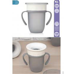 TAZA STEP 210 ML GRIS 201102771