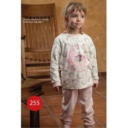 PIJAMA INFANTIL NIÑA ALGODON 205100255