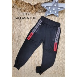 PANTALON CHANDAL NIÑO 212003817