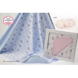 ARRULLO INFANTIL ALGODON 211010505