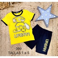 CONJUNTO INFANTIL NIÑO 212000099
