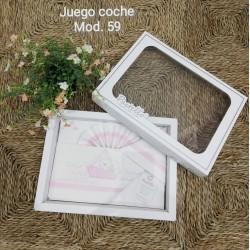 JUEGO SABANA COCHE 211000059