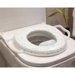 REDUCTOR WC AZUL