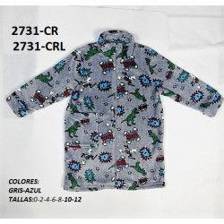 BATA INFANTIL CREMALLERA 215727310