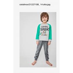 PIJAMA INFANTIL NIÑO TUNDOSADO 215127111