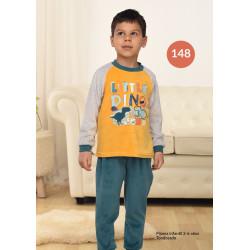PIJAMA INFANTIL NIÑO TERCIOPELO 215100148