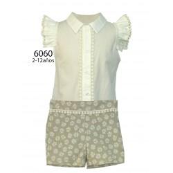 CONJUNTO INFANTIL NIÑA 1740 6060